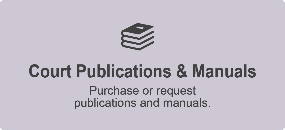 Washington State Courts Publications